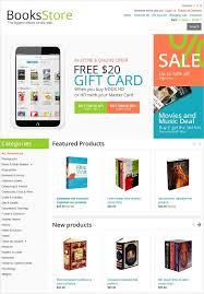 Buy Templates Online 32 Book Store Website Themes Templates Free Premium