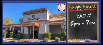Flemings Happy Hour Scottsdale Scottsdale Az Happyhourza Z