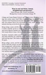 coaching your kid to success helping tweens teens score college coaching your kid to success helping tweens teens score college career life skills kira janene holt 9781973989042 amazon com books