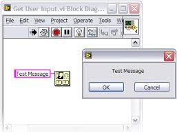 Creating Quality Dialog Boxes in LabVIEW - National Instruments