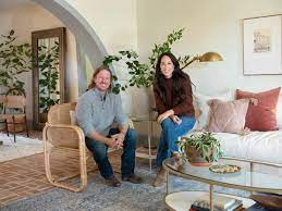 Making gains: Chip and Joanna Gaines ...