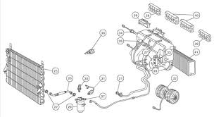 diagram search mercedes parts and accessories mercedes air conditioning 1