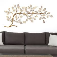 on stratton home decor blowing leaves metal wall art with stratton home decor filigree tree branch wall decor