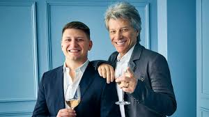 On march 2, 1962, in perth amboy, new jersey to parents john francis bongiovi, sr. 2018 New York Wine Experience Wine Stars Jon Bon Jovi And Jesse Bongiovi Wine Spectator