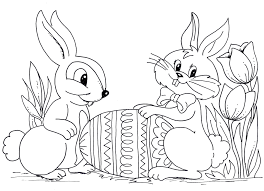 Fantastic Easter Coloring Pages Image Inspirations