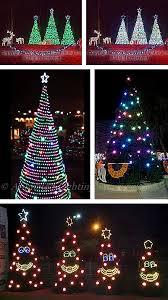 animated holiday trees