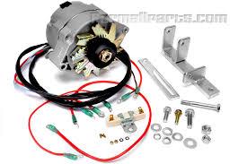 alternator conversion kit farmall m, md farmall h restoration Farmall H Generator at Farmall H Wiring Harness