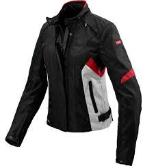 spidi flash h2out black grey red motorcycle clothing jackets textile spidi tank jacket spidi jackets clearance