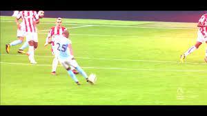 Fernandinho Goal Vs Stoke City - YouTube