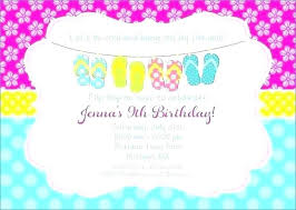 Girls Spa Party Invitations Sepulchered Com