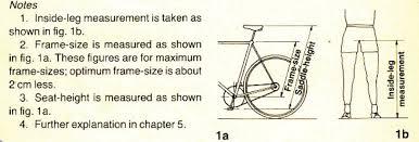 Bike 101 How To Find The Right Size Bike Simply Bike