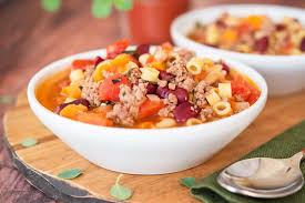 Enjoy This Pasta E Fagioli Inspired By Olive Garden - Cuisine And Travel