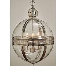barrett glass globe chandelier pottery barn globes for chandeliers