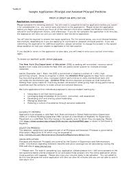 Free Assistant Principal Resume Templates School Principal Resume Sample Resume For Study 59