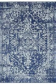 blue and grey rug nova antique navy light blue grey rug