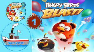 Angry Birds Blast Oynuyoruz - Bölüm 1 - YouTube