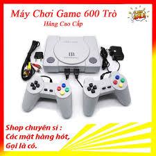 Máy Chơi Game 4 Nút HDMI 628 trò nes+20 trò ps - Máy điện tử chính hãng  489,000đ