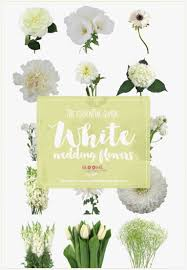 diffe flowers for weddings diy white wedding flowers guide types of white flowers names pics