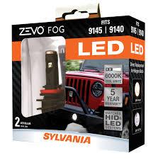 Sylvania Zevo Fog Lights Sylvania Automotive Expands Zevo Product Suite With Debut