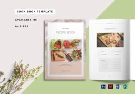 Recipe Binder Templates 023 Cookbook Template Mock Up Recipe Book Cover Free