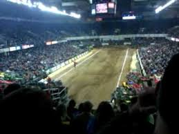 Tractor Pull At Louisville Ky Freedom Hall 2010 Youtube