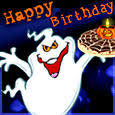 halloween birthday greeting 123greetings search halloween birthday ecards