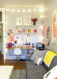 diy living living room decor incredible white sofa with colorful cushions feat gray table on the and