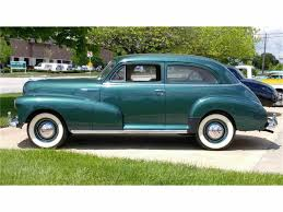 1947 to 1949 Chevrolet Stylemaster for Sale on ClassicCars.com