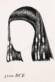 Ancient Egyptian Hair Style 90 best hair images hairstyles braids and hair 5680 by wearticles.com