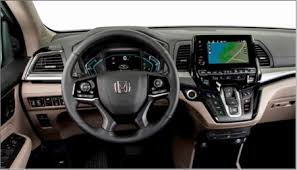 2018 honda interior.  2018 for the first time in all 2018 odyssey models conventional  consolemounted shift lever is replaced with a fully electronic shiftbywire gear  intended honda interior