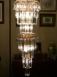 chair endearing art deco crystal chandelier 13 extra large swarofski multi layer 2 cute art deco