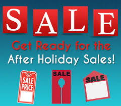 After Christmas Sales Store Supply Warehouse Blog Forum