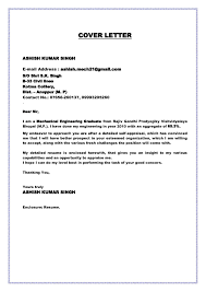 Cover Letter Electrical Engineering Forip Sample No Experience