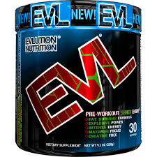 Evlution Nutrition <b>ENGN Shred Pre Workout</b> Powder, Cherry ...