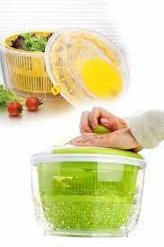 B&BHOME Salata Kurutucu Meyve Sebze Kurutma Makinesi Mrp 9092 Fiyatı,  Yorumları - Trendyol