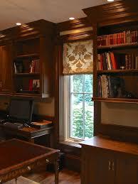 cherry custom home office desk. Custom-made Classic American Cherry Home Office / Study Library Traditional-home- Custom Desk T