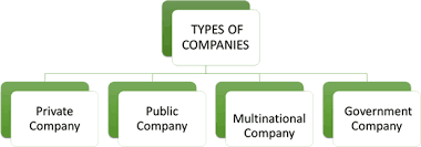 Types Of Companies Important For Ugc Net Upsc Cse Ssc