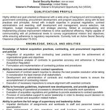 Stunning Federal Resume Writing Companies Contemporary