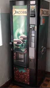 Second Hand Vending Machine Fascinating Secondhand Omnimatic Aurora Coffee Machines Are On Sale Buy In