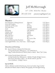 actor resume no experience acting resumes for beginners resume for beginners beginners acting