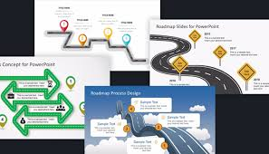 Road Map Template Powerpoint Magdalene Project Org