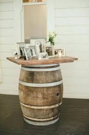 wine barrel head decorations weddings barrels wall decor heads used