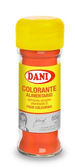 Colorante Alimentario Formato Cristal Dani