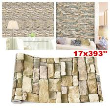 Brick And Plaster Wall Stickers India ...