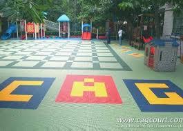 kids outdoor playground floor kids rubber floor mats children
