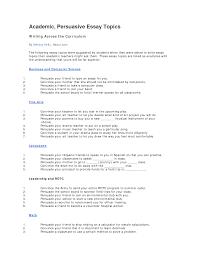 example of persuasive essay topicsgood persuasive essay topics