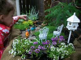 Small Picture Nice Fairy Garden Ideas Landscaping Garden Ideas Build Nice