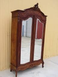 armoire furniture antique. French Antique Armoire Wardrobe Louis Xv Furniture 4