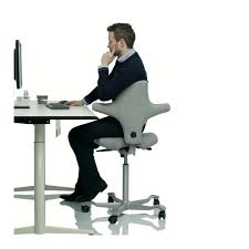 hag capisco ergonomic office chair fully with regard to leaning chair standing desk