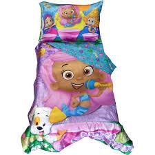 bubble guppies toddler bedding set molly